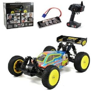 LOS01002 Team Losi Mini 8ight Buggy 4WD RTR Brushless 1/14 DRAKE Edition