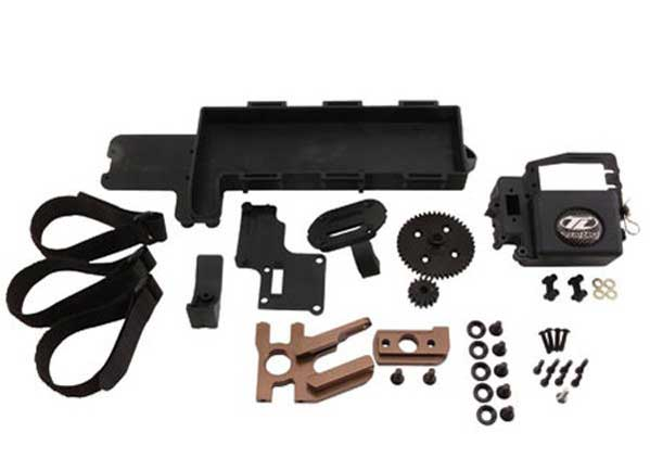 LOSA0912 Team Losi Kit Conversione Elettrica Hardware Package8ight 2.0/E