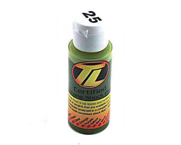 LOSA5223 Team Losi Silicone Oil 25
