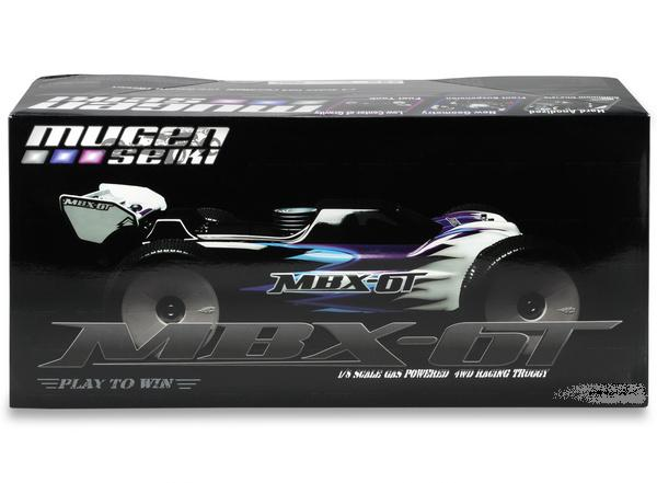 MUGE0060 Mugen MBX6T 1/8 Scale 4WD Competition Truggy Kit