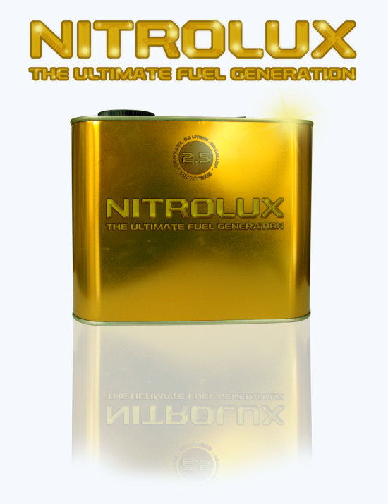 NF1110-25 NITROLUX OFF-ROAD 25% ENERGY 2,5L