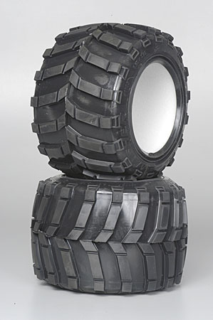 PRL1105-00 Pro-Line Gomme con spugne Masher 40 Series Tires