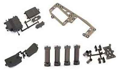 KY-TKI3-06 FORTI SCONTI KYOSHO IFW401B+IF480+478+479+481 RADIO PARTS