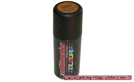 UR2909 Ultimate Bomboletta Spray Rame Metallizzato 150ml