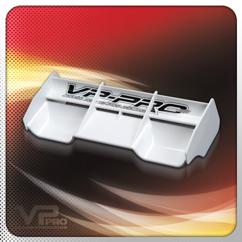 WN-005-W VP PRO Nuovo Alettone Hi-downforce Bianco