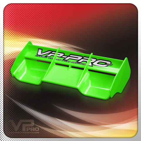 WN-005-G VP PRO Nuovo Alettone Hi-downforce Verde
