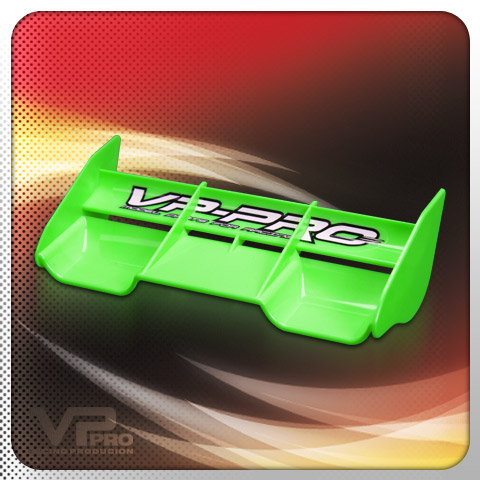 WN-006-G VP PRO Nuovo Alettone Hi-downforce Verde