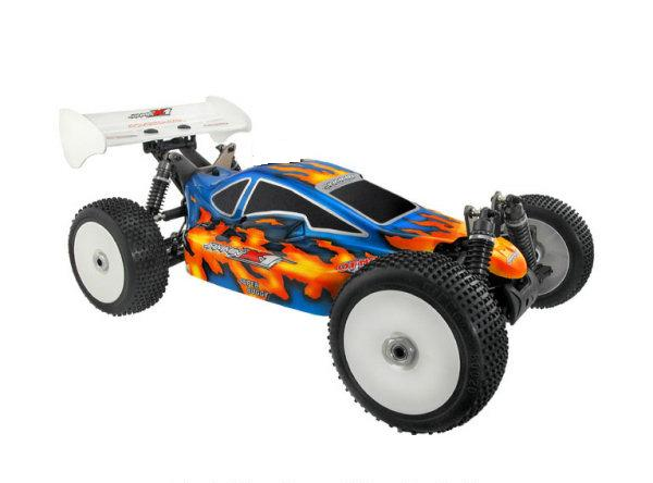 X1CR:STD Hong Nor X1CR Standard 1:8 Buggy ARR